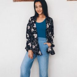 Kisah Artis Muda Indonesia, Megan Domani