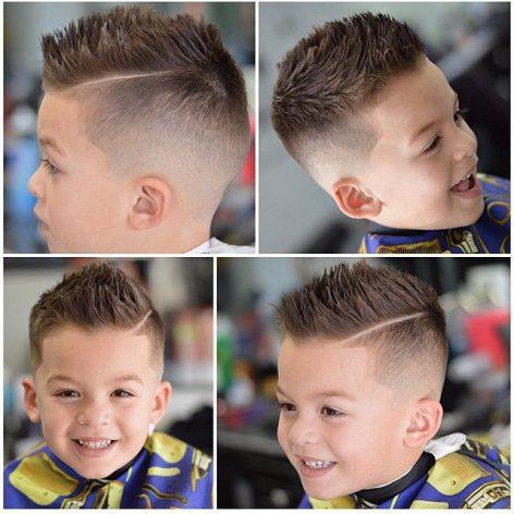 Model Rambut Anak Laki Laki Yang Modern
