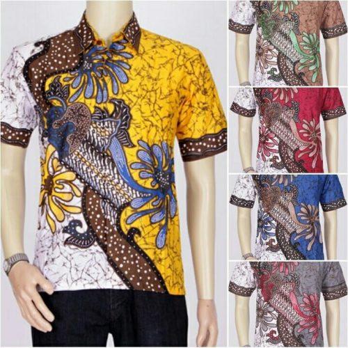 Motif Baju Batik Kekinian yang Dapat Menjadi Pilihan
