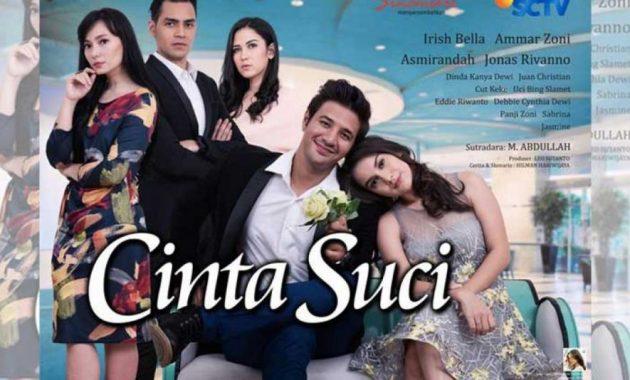 Sekilas cerita cinta suci SCTV 2020
