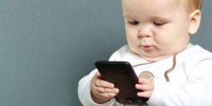 Bahaya Telepon Akan Kesehatan Anak
